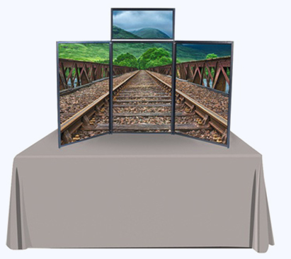 Panel Tradeshow Displays